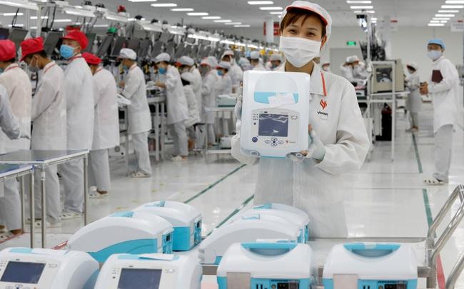 Báo Nhật: Từ sự tham gia của Vingroup đến tiềm năng và thách thức hậu Covid-19 cho lĩnh vực sản xuất thiết bị y tế ở Việt Nam