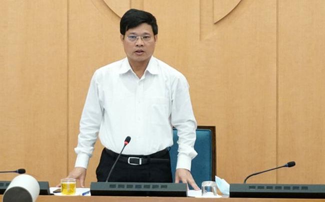 Bệnh nhân mắc Covid-19 số 867 ở Hà Nội có nguồn gốc lây từ chùm ca bệnh tại Hải Dương