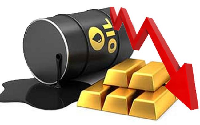 Thị trường ngày 15/8: Giá vàng đi xuống và có tuần giảm sâu nhất kể từ tháng 3 trong khi quặng sắt, thép, cao su đồng loạt tăng cao