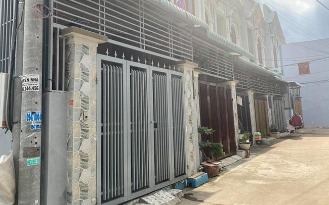 Biên Hòa: 35 căn nhà liền kề xây trái phép tồn tại hơn 1 năm