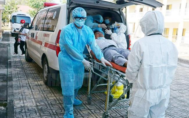 Bệnh nhân COVID-19 thứ 24 tử vong tại Việt Nam
