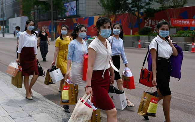 'Các tiểu tỷ muội' - đội quân thúc đẩy tiêu dùng tại Trung Quốc