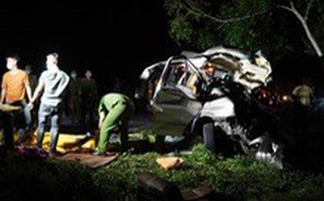 Xác định tài xế gây tai nạn thảm khốc làm 8 người chết tại Bình Thuận