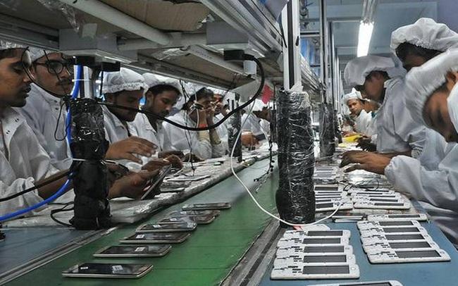 Đón nhà máy rời Trung Quốc: Ấn Độ tăng tốc trong cuộc đua với Việt Nam và Đông Nam Á