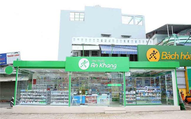"""Chuỗi nhà thuốc An Khang sẽ tích hợp vào cửa hàng Bách Hoá Xanh để """"hưởng sái"""" lưu lượng khách"""