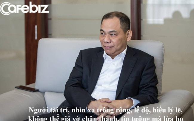 Từ chuyện tỷ phú Phạm Nhật Vượng mời nhân tài về Vingroup 'chơi lớn' đến bài học dùng người cho lãnh đạo doanh nghiệp