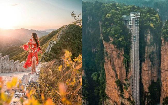 """""""Nín thở"""" trước 5 công trình đạt kỷ lục thế giới ở Trung Quốc, chỗ nào cũng khiến du khách kinh ngạc vì độ hoành tráng"""