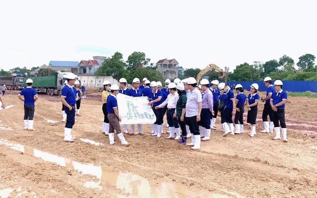 Phổ Yên, Thái Nguyên: Chính quyền địa phương sát cánh cùng các doanh nghiệp BĐS