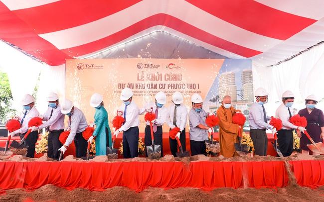 T&T Group khởi công dự án đầu tiên tại đồng bằng sông Cửu Long