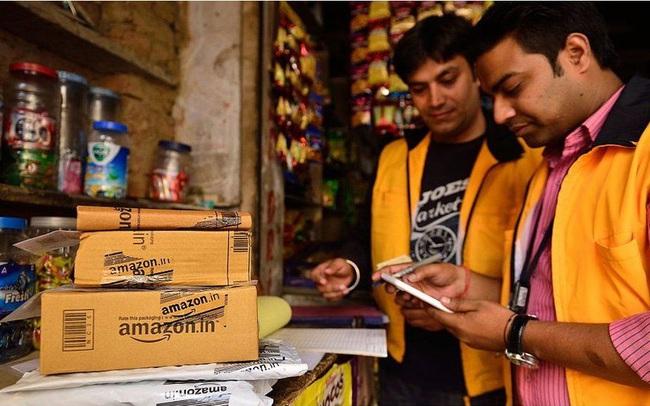"""Tỷ phú giàu nhất châu Á đối đầu Amazon tại """"chiến trường"""" khốc liệt nhất thế giới"""