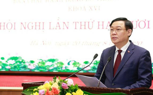 Bí thư Thành ủy Hà Nội: Nhanh chóng đưa Nghị quyết Đại hội Đảng các cấp vào cuộc sống, không được ngồi chờ