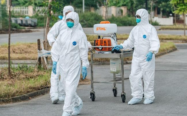 Thêm 14 ca mắc mới COVID-19, Việt Nam có 1007 ca bệnh