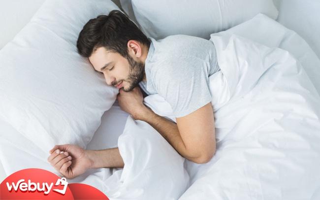 Để có một ngày làm việc hiệu quả, trước tiên phải ngủ thật ngon và đây là 4 sản phẩm giúp bạn làm được điều đó