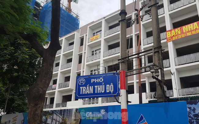 Bên trong dự án 'nghìn tỷ' từ xây không phép, đến sai phép ở Hà Nội