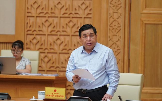 Bộ trưởng Nguyễn Chí Dũng: Từ cuối tháng 7, giải ngân đầu tư công đã chuyển biến tích cực nhưng vẫn vướng về giải phóng mặt bằng