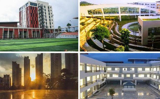 Kiến trúc sang chảnh hàng trăm tỷ đồng của các trường THPT Chuyên ở Việt Nam: Vị trí số 1 gây bất ngờ nhất