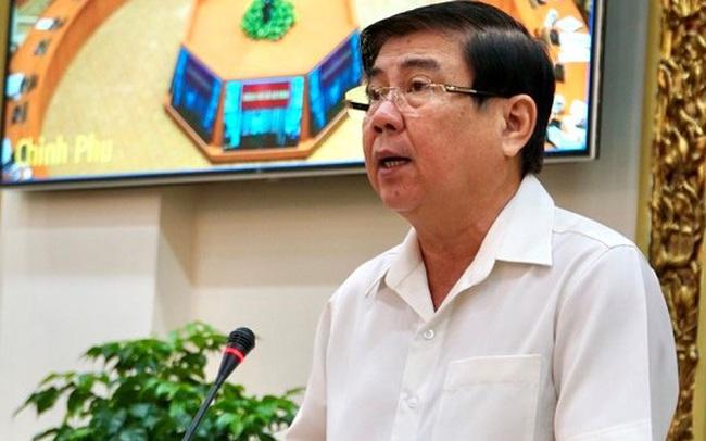 Đạt kết quả ấn tượng về giải ngân vốn đầu tư công tại TP.HCM, Chủ tịch UBND Nguyễn Thành Phong nêu 6 giải pháp giúp tăng tốc