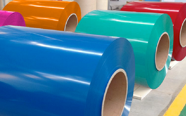 Tiếp nhận hồ sơ yêu cầu rà soát biện pháp chống bán phá giá đối với một số sản phẩm thép phủ màu