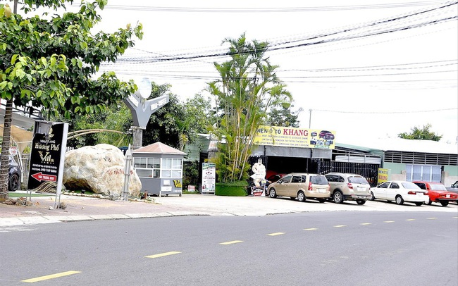 Hé lộ chiêu bài 'hiến đất mở đường để phân lô, bán đất ở Kon Tum