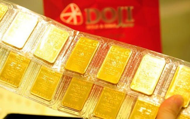 Giá vàng đi ngang phiên đầu tuần