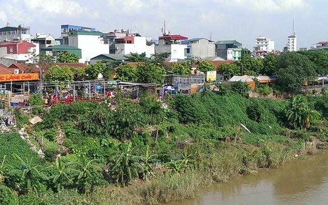 """Ì ạch quy hoạch thành phố ven sông Hồng (KỲ II): """"Phá băng"""" sự trì trệ"""