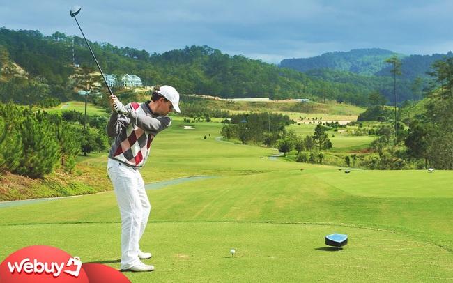 Muốn tham gia bộ môn dành cho giới thượng lưu, không nên bỏ qua những sân golf đẳng cấp này