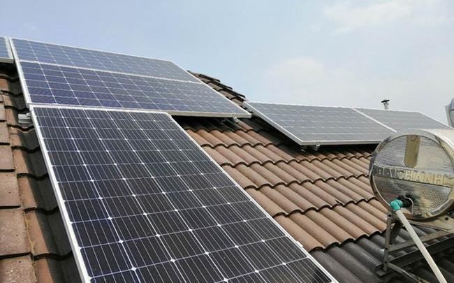 EVN kiến nghị Chính phủ có cơ chế hỗ trợ một phần kinh phí đầu tư điện mặt trời mái nhà cho hộ gia đình