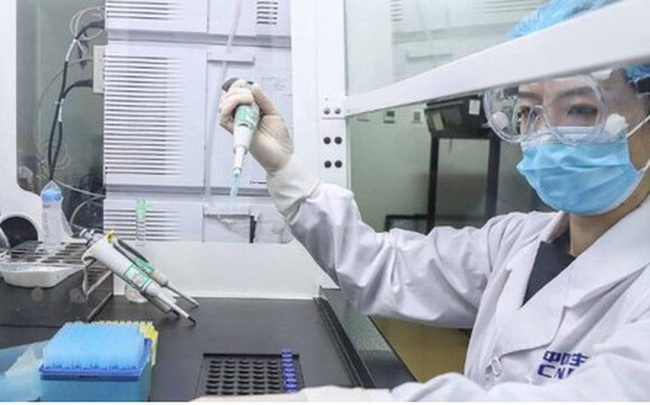 Trung Quốc đã tiêm vaccine Covid-19 cho các bác sỹ từ tháng 7