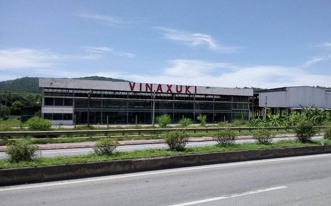 Vietcombank lần thứ 5 đem nhà xưởng máy móc của Vinaxuki ra phát mại, giá khởi điểm đã 'sale off' 20% nhưng vẫn chưa có người mua