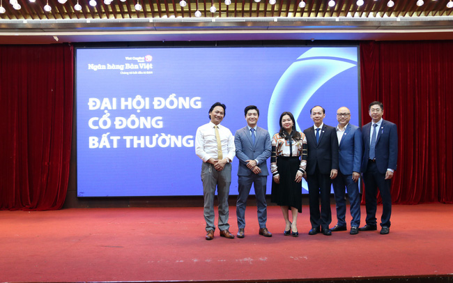Ngân hàng Bản Việt bổ sung nhân sự vào Hội đồng quản trị và BKS, chốt tăng vốn thêm 1.000 tỷ đồng