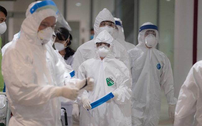 Thêm 5 ca mắc COVID-19 mới, Việt Nam có 1034 ca bệnh