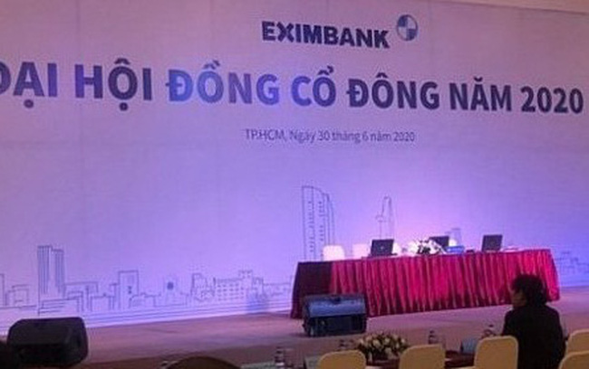 Vì sao Chủ tịch cùng 5 thành viên HĐQT Eximbank bị NHNN xử phạt?