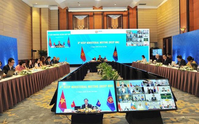 """Bộ trưởng Trần Tuấn Anh: """"RCEP sẽ gửi thông điệp tích cực cho thế giới về sức mạnh khu vực"""""""