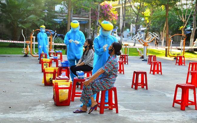 Lịch trình di chuyển của nhân viên Cty Kỹ thuật Biển S.Tech mới mắc COVID-19 ở Đà Nẵng