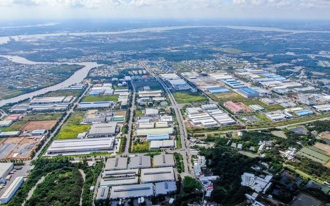 Bất động sản ven khu công nghiệp lớn hưởng lợi từ làn gió mới