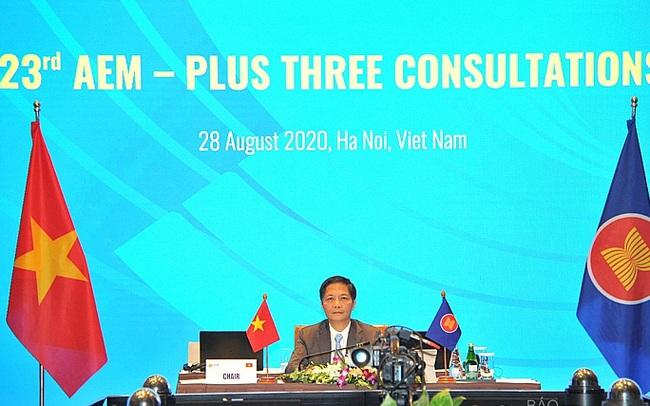 Quan hệ giữa ASEAN và Australia, New Zealand: Kiềm chế việc áp dụng các biện pháp hạn chế thương mại mới