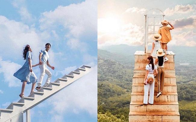 4 cầu thang vô cực kỳ ảo nhất thế giới, Việt Nam cũng có một đại diện trong danh sách
