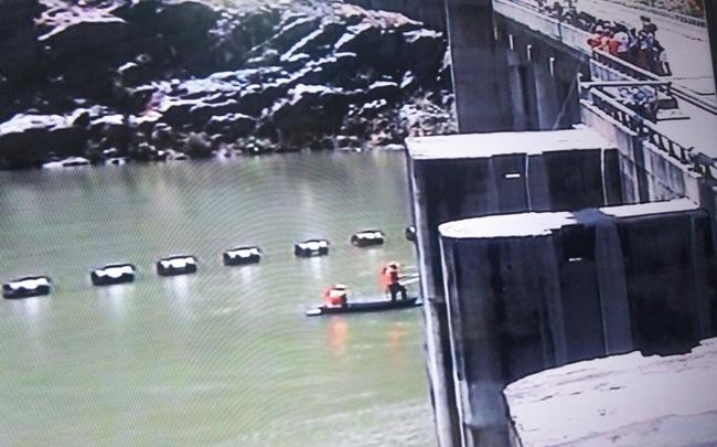 Sự cố hi hữu: Voi con 2 tuổi mắc kẹt tại cửa nhận nước nhà máy thủy điện, Trung tâm Điều độ Hệ thống điện Quốc gia cùng cơ quan chức năng Lào giải cứu