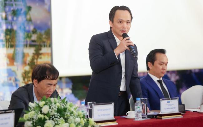 """Chủ tịch FLC Trịnh Văn Quyết: """"Với mảng BĐS, Covid-19 có kéo dài đến sang năm thì tôi cũng không lo ngại"""""""