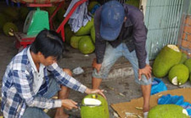 Mít Thái bỗng dưng tăng giá mạnh