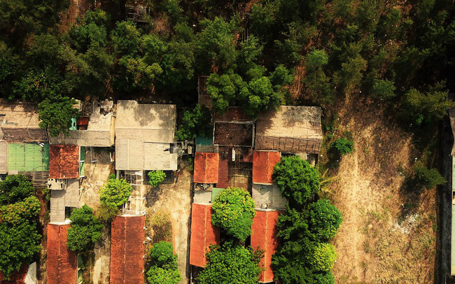 Cảnh hoang tàn ở khu du lịch biển Xuân Thành
