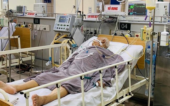 Dùng thuốc giải độc 8.000 USD/lọ, người đàn ông vẫn nguy kịch vì sản phẩm Minh Chay