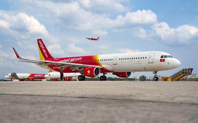 Vietjet lỗ vận chuyển hàng không 1.440 tỷ đồng trong 6 tháng, mức tích cực so với các hãng trên thế giới