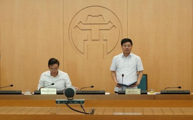 Hà Nội đã hoàn toàn yên tâm với hơn 73.000 người về từ Đà Nẵng