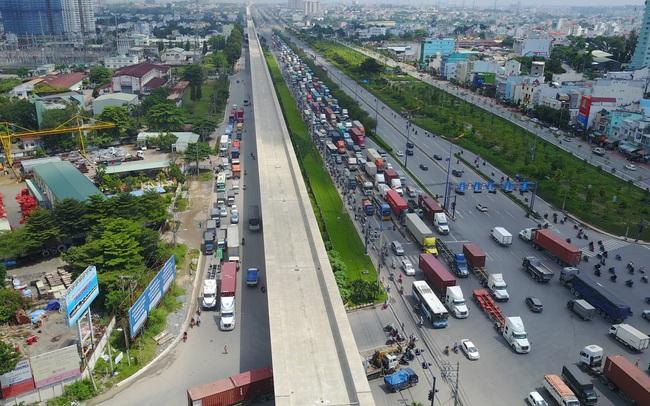UBND Tp.HCM chỉ đạo đẩy nhanh các dự án giao thông trọng điểm