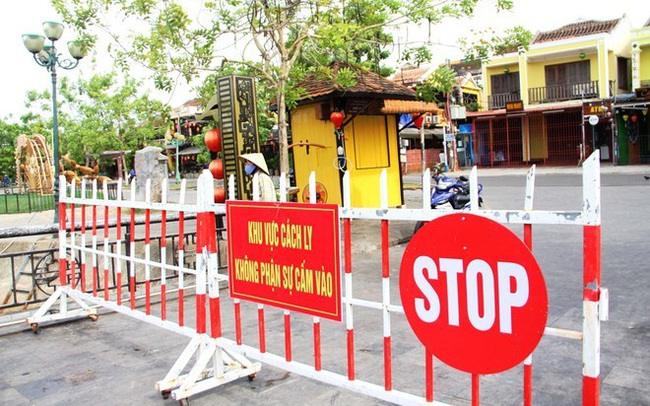 Quảng Nam phong tỏa thêm tổ dân phố nơi bệnh nhân 622 cư trú từ 0h ngày 5/8