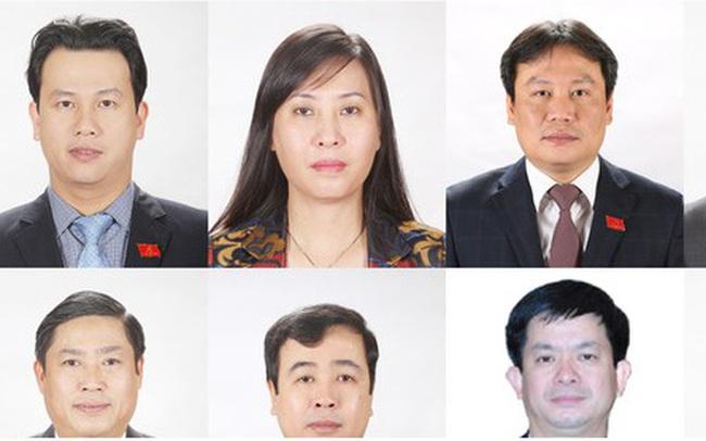8 Ủy viên dự khuyết Trung ương Đảng hiện là Bí thư Tỉnh ủy