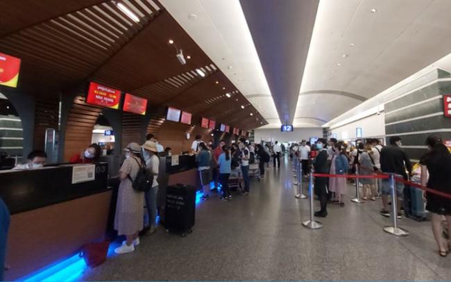 Đưa hơn 500 công dân Việt Nam từ Singapore và Đài Loan về nước