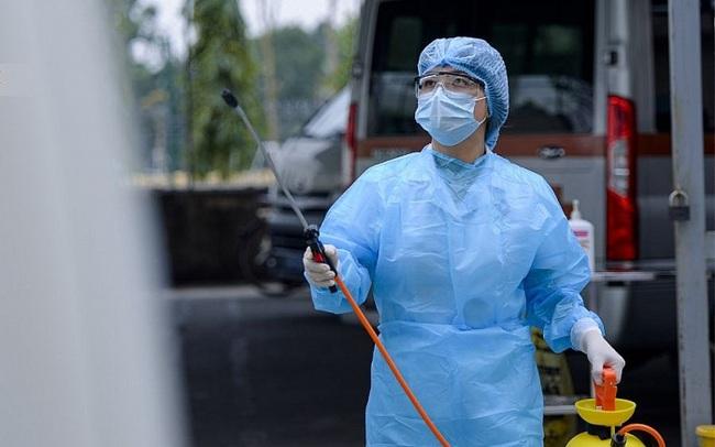 Lịch trình di chuyển dày đặc của bệnh nhân 752 ở Phúc Thọ - Hà Nội
