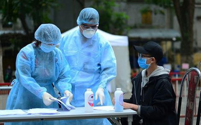 Thêm 5 ca mắc mới COVID-19, Hà Nội có 1 bệnh nhân